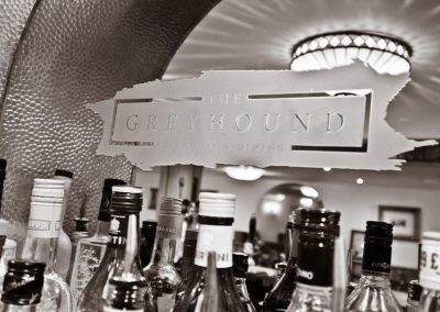 Greyhound Inn Bar Drinks